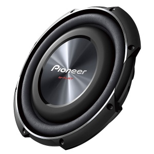Pioneer TS-SW2502S4 25 Cm 1200 W Slim Subwoofer