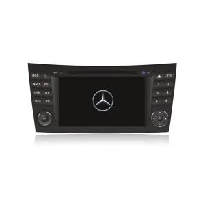 Mercedes E Class Plus Multimedya Sistemi