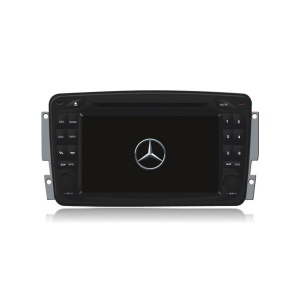 Mercedes C Class Android 4.4 Multimedya Sistemi