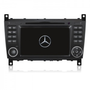 Mercedes C Class Plus Multimedya Sistemi