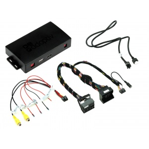 BMW 1 SERİSİ 3 SERİSİ 5 SERİSİ X5 CIC OEM KAMERA VE HDMI INTERFACE