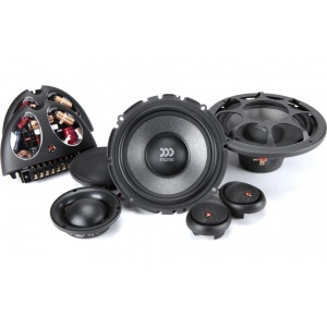 Morel VIRTUS603 16 Cm 3Way 300 Watt 140 Rms Komponent Sistem