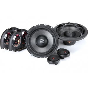 Morel VIRTUS602 16 Cm 2Way 300 Watt 140 Rms Komponent Sistem
