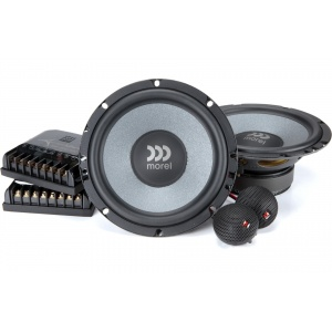Morel TEMPOULTRA602COMP 16 Cm 2Way 250 Watt 120 Rms Komponent Sistem