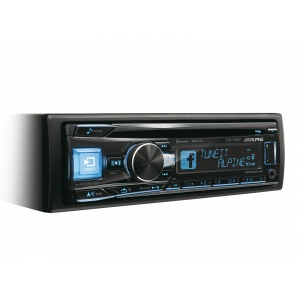 Alpine CDE-195BT Oto Cd Mp3 Çalar