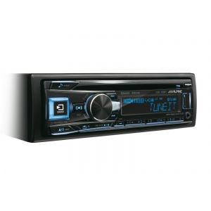 Alpine CDE-193BT Oto Cd Mp3 Çalar