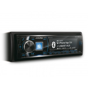 Alpine CDE-178BT Bluetooth Özellikli Cd Çalar