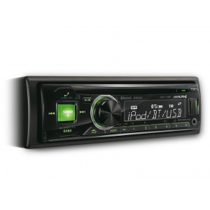 Alpine CDE-173BT Bluetooth Cd Usb Çalar