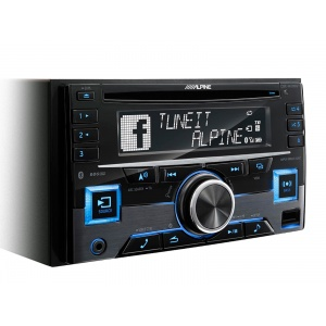 Alpine CDE-W296BT Bluetooth Özellikli 2 Din Cd Çalar