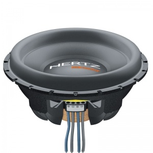 Hertz MG-15 Mobile ve MM-15 Unlimited Subwoofer Kit