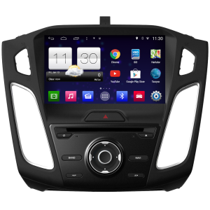 Necvox DVN-A1109 Ford Focus 3 Android Navigasyon ve Multimedya Sistemi