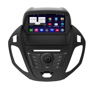 Necvox DVN-A1125 Ford Courier Low Level Android Navigasyon ve Multimedya Sistemi